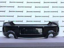 Mini Countryman S R60 2010-2016 PARACHOQUES TRASERO NEGRO GENUINO [P14]