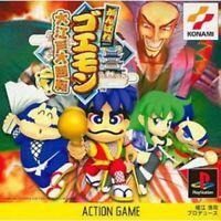 Konami Ganbare Goemon: Ooedo Daikaiten Japan Import