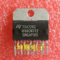 1PCS  TDA7262 Original New Integrated Circuit ST TDA7262