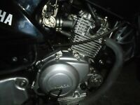 YAMAHA YBR 125 INJECTION 2016:ENGINE 6594 MILES :USED MOTORCYCLE PARTS