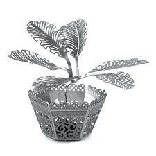 Fascinations Metal Earth 3D Laser Cut Steel Model Kit Sago Palm Plant Tree