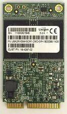 Unigen 64GB SSD UBA2RVE64H0CM1-DMD mSATA SATA III 6Gb/s Solid State Drive