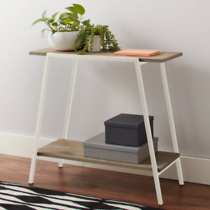 Mainstays Conrad Console Table, Assorted Colors