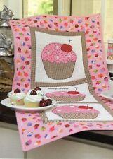Hey Cupcake Quilt Pattern Pieced/Applique JM