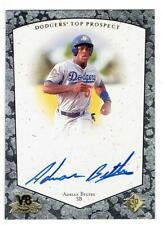 Adrian Beltre 1998 SP Top Prospects Autographs #AB