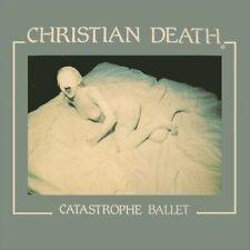 CHRISTIAN DEATH Catastrophe Ballet CD 2009 + Bonustrack