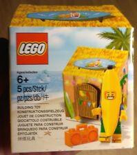 Lego ® - banana Guy-House/box-exclusive-set 5005250 echar!!!