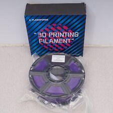 Flashforge 3D Printer Filament 1.75mm ABS Filament 0.5kg - Purple