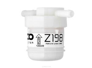 Ryco Fuel Filter Z198 fits Mazda E-Series E1400 (SR2), E1800 (SR2), E2000 (SK...