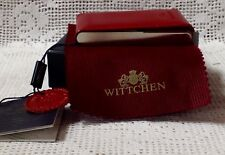 Wittchen Leather Business Card Holder Brand New In Box. Excellent Present