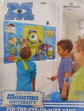 Monsters University Birthday Party Game Activity Decoration Party Supplies Favor
