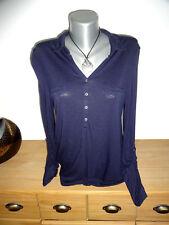 s.OLIVER LA-Shirt Gr.42 dunkelblau