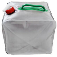 20L COLLAPSIBLE WATER DRINK CONTAINER BAG HOLDER CARRIER CAMPING GARDENING S6