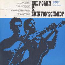 Eric Von Schmidt - Rolf Cahn and Eric Von Schmidt [New CD]