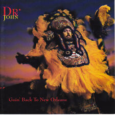 Dr. John - Goin' Back To New Orleans  [ Saints Jazz Bayou Funk Soul Blues 1992 ]