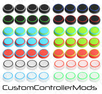 4x Rubber Stick Cover Thumb Grip Caps For PS3 PS4 Xbox One 360 Analog Controller