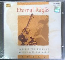 Eternal Ragas. CD. NEW. STILL SEALED. Timeless Treasures Of Classical Vocal.