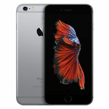 Apple iPhone 6s Plus 128Gb Space Gray AT&T Smart Phone Original Box NEW Acc's