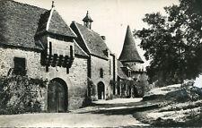 Carte MONTIGNAC SUR VEZERE Le château de la Filolie