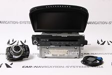 BMW 5 series E60 E61 CIC navigation system iDrive controller retrofit kit