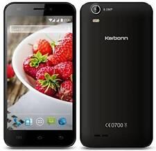 Karbonn Titanium S200 HD (Black Silver,8GB)+6 Months Manufacturer Warranty