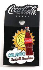 NEW Disney Springs Coca-Cola Coke Store Orlando 2016 Collectible Pin