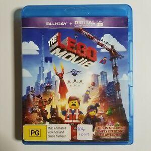 The Lego Movie | Blu-ray Movie | Will Arnett, Chris Pratt | Family/Comedy | 2014