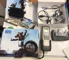 NOKIA 9210 COMMUNICATOR titolare kit per auto Plus, microfono e altoparlante. USATO