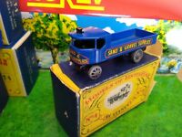 OLD VINTAGE LESNEY MATCHBOX N°4 SENTINEL STEAM WAGGON COMME NEUF EN BOITE