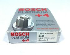 Box of 4 Spark Plug-Platinum +4 Bosch 4458