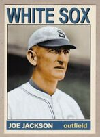 Shoeless Joe Jackson '20 Chicago White Sox Monarch Corona Private Stock #48