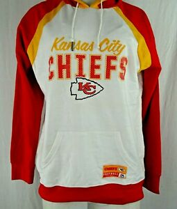Kansas City Chiefs NFL Majestic Women's Graphic Hoodie