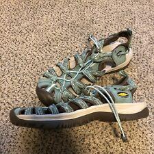 KEEN 1016243 Whisper Women's Sandals SZ 9.5 (B4) VGUC