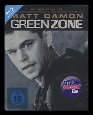 BLU-RAY GREEN ZONE - STEELBOOK - MATT DAMON (Greenzone) *** NEU ***