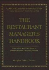 The Restaurant Managers Handbook: How to Set Up, Operate, and Manage a-ExLibrary