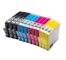 Set 12 cartuchos Impresora 364 XL Photosmart b010a Deskjet 3070a 3520 HQ PREMIUM