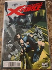 LIMITED SERIES  Uncanny X-Force #1 COA 113 of 225. SIGNED and SEALED. No CGC.
