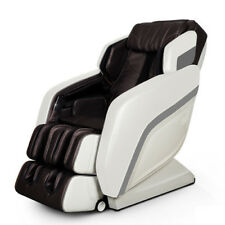 Weyron Cocoon  LE Massage Chair Zero Gravity Shiatsu Recliner PU Leather