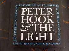 Slip Treble: Peter Hook & The Light  Unknown Pleasures & Closer Roundhouse 2017