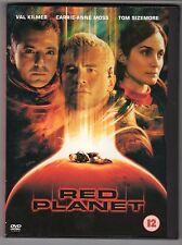 (GU755) Red Planet - 2001 DVD