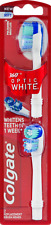 Colgate 360 Degree Optic White Replacement Toothbrush Heads 2 Pack Brand New
