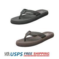 Men's Flip Flops Thong Sandals Comfortable Light Weight Beach Sandal