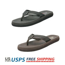 Men's Flip Flops Thong Sandals Comfortable Light Weight Beach Sandal