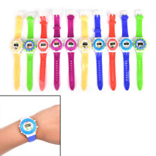 1pcs Fashion Boys Girls Child Sport Electronic Digital Wrist Watch Charming YL