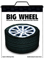 Big Wheel adult size bean bag