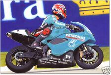 Signed Carl Fogarty Petronas WSB Ltd Ed by Dave Foord