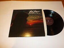 BOB SEGER & THE SILVER BULLET BAND - The Distance - 1982 UK 9-track vinyl LP