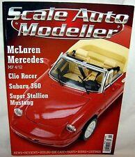 September 2000 SCALE AUTO MODELLER HOBBY MODEL MAGAZINE UNUSED