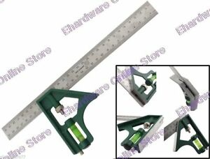 Combination Angle Square Finder Level 300mm (W0266B)