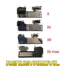 Altavoz Superior Auricular Para iPhone X XR XS XS Max Reparar Llamadas Speaker